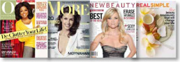Magazine covers on Dr David Newman
